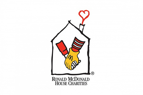 Christmas donation for Ronald McDonald House